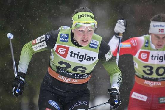 Smučarska tekačica Vesna Fabjan napovedala konec kariere