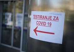 13 na novo potrjenih okužb s koronavirusom, vlada napovedala posvet s stroko
