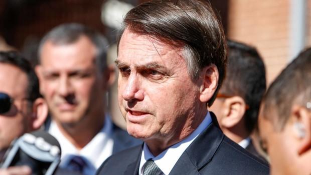 Brazilsko sodišče zapovedalo, da mora Jair Bolsonaro nositi masko (foto: profimedia)