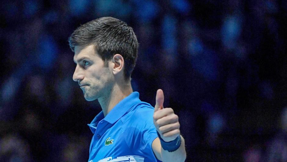 Novak Đoković pozitiven na novi koronavirus (foto: profimedia)