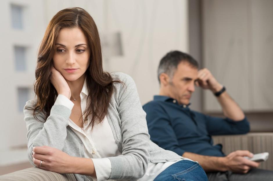 Tako je v resnici videti zakon brez seksa (iskrena izpoved 45-letne ženske) (foto: Shutterstock)