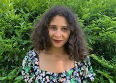 """""""Največji problem ni bil to, da sem pol Afričanka, ampak to, da izgledam kot Rominja"""" - Lina Akif o rasizmu v Sloveniji"""