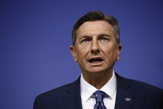 Pahor ob dnevu državnosti: Potruditi se moramo, da znova zmaguje tisto, kar nam je skupno