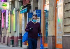 Neuradno: V četrtek odkrili 834 novih okužb, največ doslej