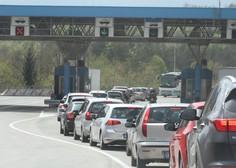 Z obmejnih hrvaških županij v Slovenijo od danes brez omejitev, Srbija ponovno na zelenem seznamu