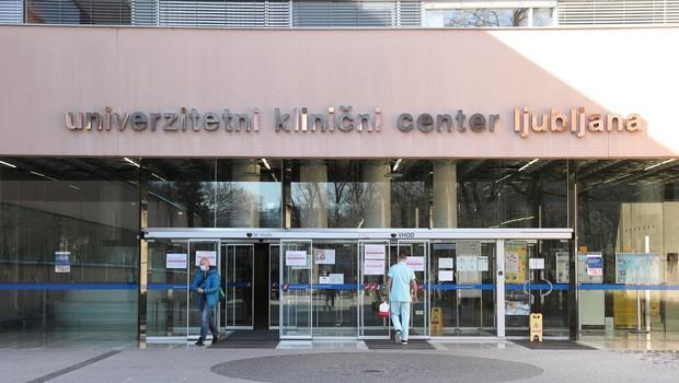 Ljubljanski UKC se pripravlja na sprejem večjega števila bolnikov s covidom-19 (foto: Profimedia)