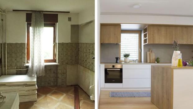 Prenova družinske hiše iz 70. let v imeniten najemniški dom (foto: Celovito.si)