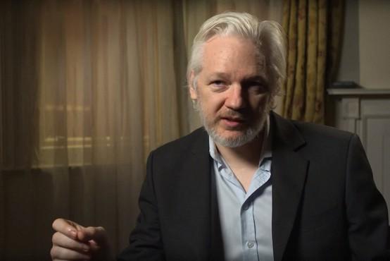 ZDA še okrepile obtožbe proti Julianu Assangeu