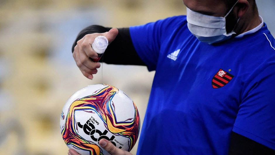 Fifa odobrila 1,5 milijarde dolarjev pomoči zaradi koronakrize (foto: profimedia)