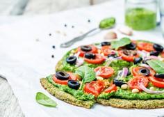 Recept: Hitra in okusna pica s testom iz bučk