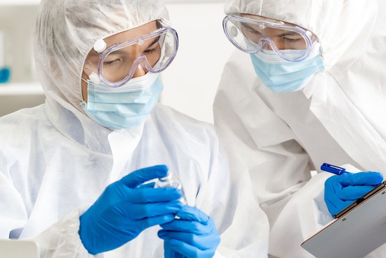Slovenska epidemiološka statistika: v četrtek 843 testov in 11 okužb