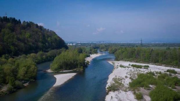 Za naravo ob Savo: danes od izvira do meje v čolnu, peš, na kolesu ... (foto: STA/Anže Malovrh)