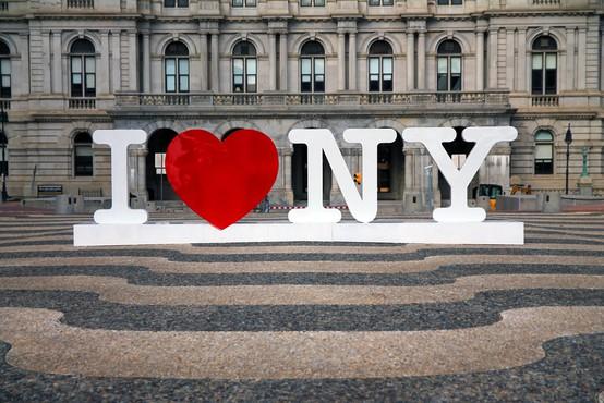Poslovil se je avtor kultnega logotipa I love New York Milton Glase
