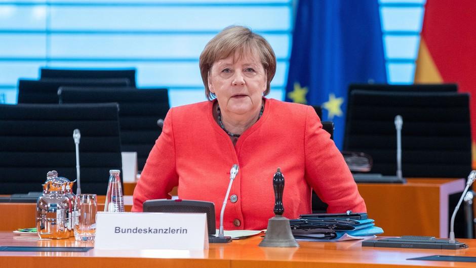 Angela Merkel posvarila državljane pred nepremišljenim ravnanjem (foto: profimedia)