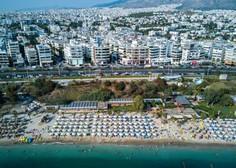 Pred vstopom v Grčijo morajo turisti izpolniti spletni vprašalnik