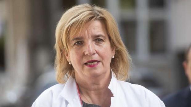 Bojana Beović: Situacija na Hrvaškem je kritična (foto: Bor Slana/STA)