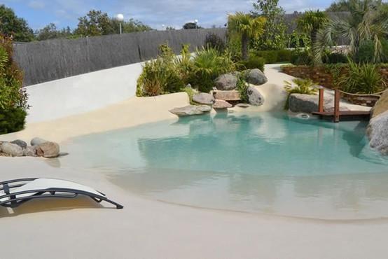 Hit poletja: So to Maldivi ali peščeni bazen za domačo hišo?