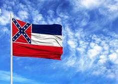 Mississippi bo kot zadnja zvezna država ZDA z zastave odstranila simbol konfederacije