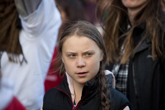 Greta Thunberg politikom: »S prošnjami za selfije me samo izkoriščate!«