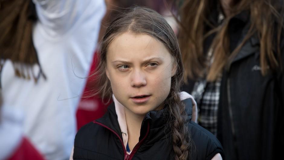 Greta Thunberg politikom: »S prošnjami za selfije me samo izkoriščate!« (foto: profimedia)