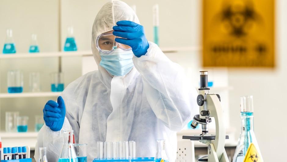 V Rusiji in na Kitajskem napredek pri razvoju cepiva (foto: Profimedia)