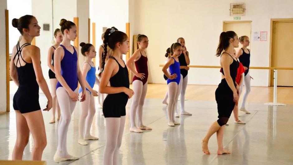 V Ljubljani ponovno poletna plesna šola (z vrhunskimi plesnimi pedagogi) (foto: arhiv JSKD)