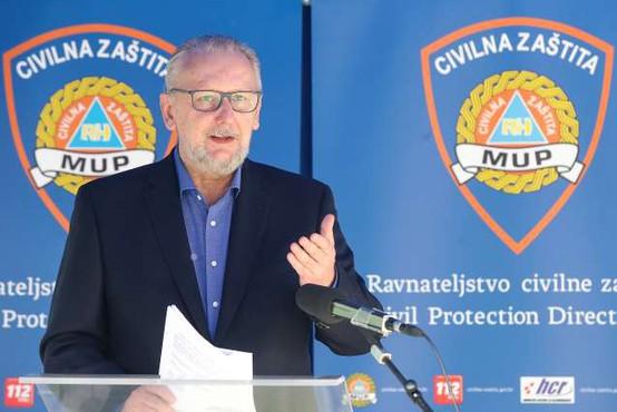 Hrvaški notranji minister ničesar ne ve o zaprtju nočnih klubov na Hrvaškem