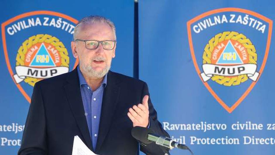 Hrvaški notranji minister ničesar ne ve o zaprtju nočnih klubov na Hrvaškem (foto: Hina/STA)