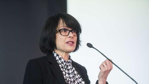 Slovenska veleposlanica v Švici Marta Kos odstopila s položaja (foto: Bor Slana/STA)