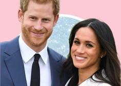 Meghan in Harry pričakujeta drugega otroka