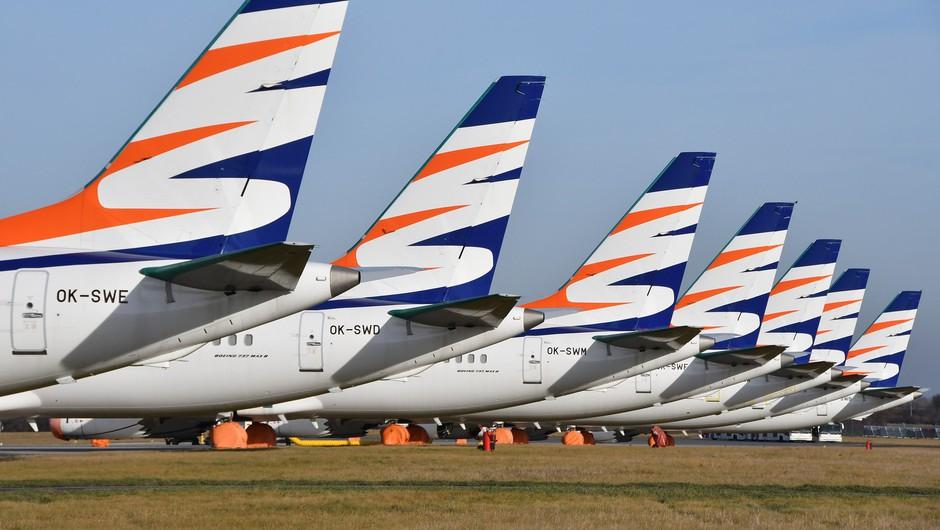 Boeingova letala 737 max želijo s serijo testnih poletov vrniti v promet (foto: Profimedia)