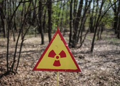 Na Švedskem nizko povišana radioaktivnost zraka
