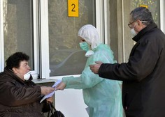 Razmere na Balkanu se ne umirjajo. Število novih okužb v večini držav ostaja visoko.