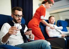 Letalske družbe ukinjajo prvi razred – kakšna je prihodnost najprestižnejših sedežev na letalih?