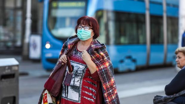 Novi podatki za Hrvaško: Še 54 okuženih in ena smrtna žrtev (foto: Shutterstock)