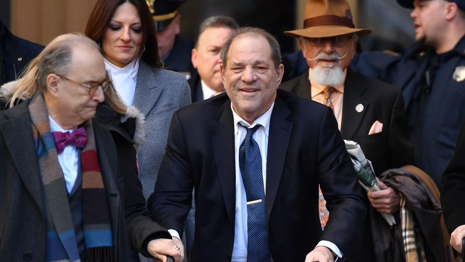 Žrtve slavnega filmskega producenta bodo dobile skupaj 19 milijonov dolarjev (foto: Profimedia)