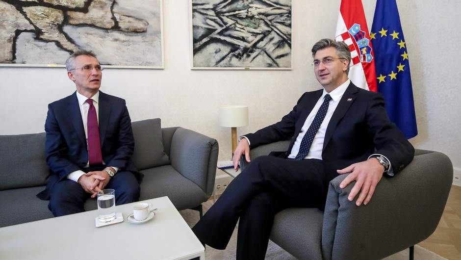 Mednarodni novinarski združenji ostro obsodili izjave hrvaškega premierja (foto: profimedia)