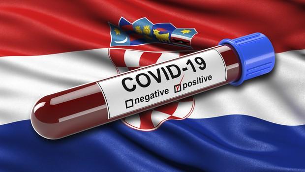 Vnovično povečanje števila okužb na Hrvaškem (foto: Profimedia)