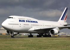 Air France bo število zaposlenih zmanjšal za skoraj 7600