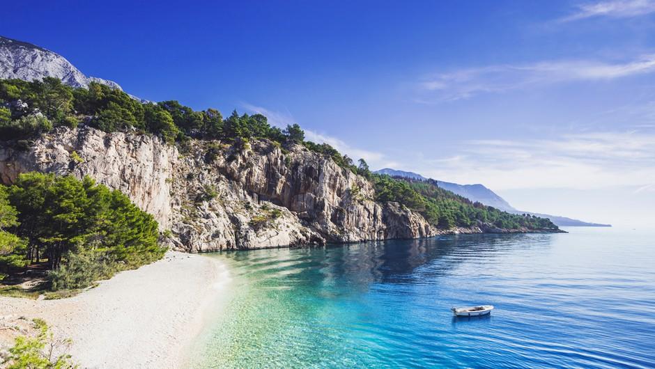 Takšno je trenutno stanje na Jadranu: Poglejte hrvaške plaže pred epidemijo in danes (foto: Shutterstock)