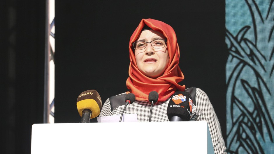 V Istanbulu se je začel sodni proces za umor savdskega novinarja Džamala Hašodžija (foto: profimedia)