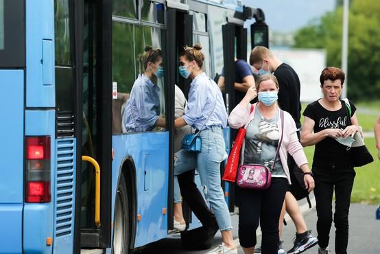 V zadnjih 24 urah pri južnih sosedih potrdili še 96 okuženih s koronavirusom