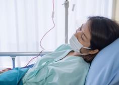 Zaradi slabše epidemiološke slike prepovedani obiski bolnikov v UKC Ljubljana
