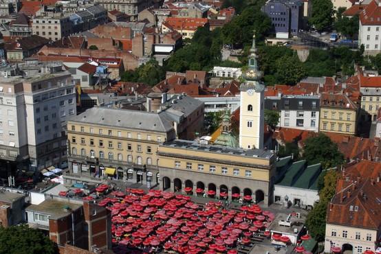 S Hrvaške poročajo o novih 86 okuženih, skupno jih je 798