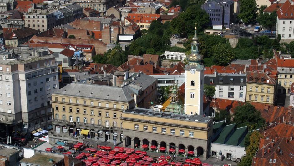 S Hrvaške poročajo o novih 86 okuženih, skupno jih je 798 (foto: profimedia)