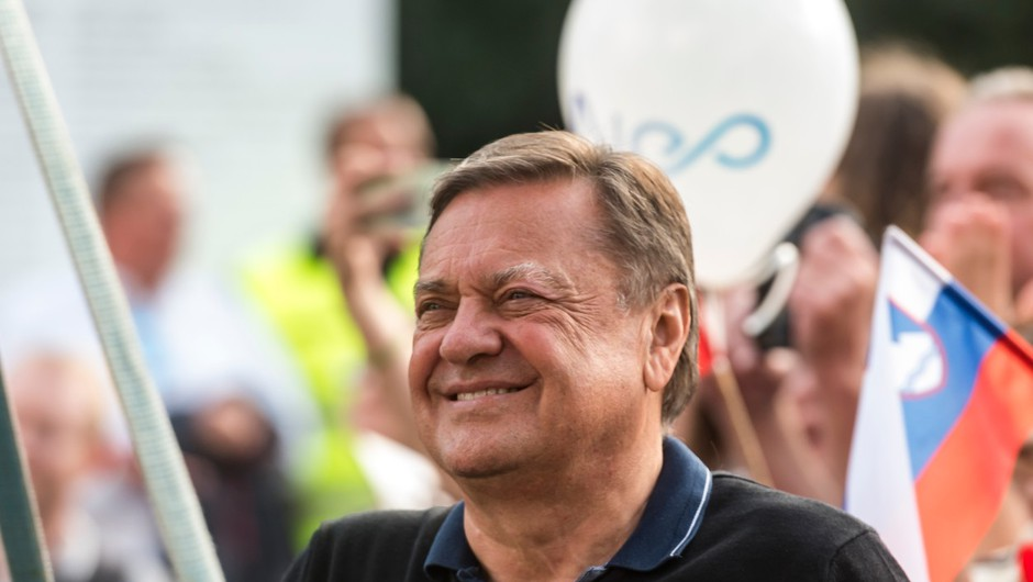 Ljubljanski župan Zoran Janković v karanteni (foto: profimedia)