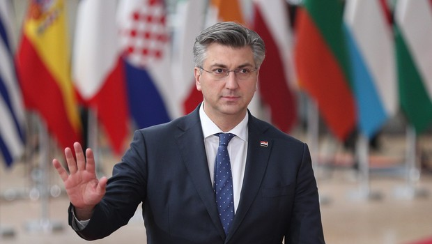 Plenković: Prvi premierski mandat je bil težek, a bodo izzivi verjetno še večji (foto: profimedia)