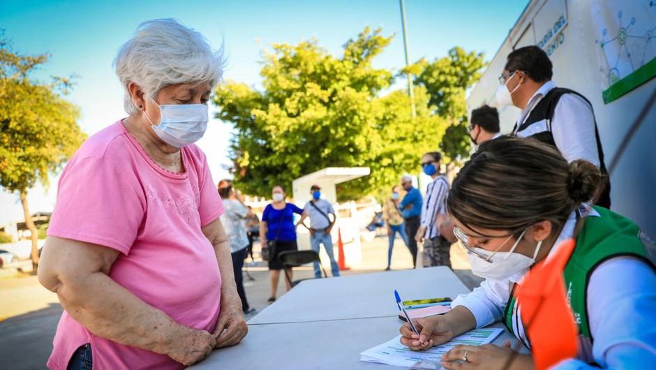 Mehika se je z novimi okužbami dvignila na peto mesto neslavne lestvice na svetu (foto: profimedia)