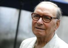 V 92. letu se je poslovil velikan filmske glasbe Ennio Morricone