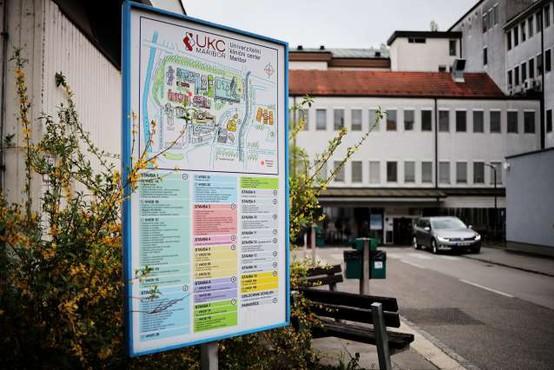 V UKC Maribor so iz preventivnih razlogov ustavili izvajanje pedagoškega procesa